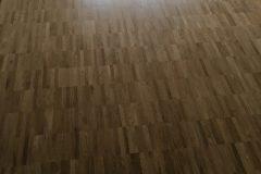 Mozaika przemysłowa dąb - lakier BONA TRAFFIC HD PÓŁMAT