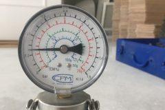 Pomiar wilgotności wylewki - metoda CM