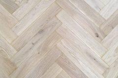 Stary parkiet dębowy, efekt surowego drewna, BONA NATURAL
